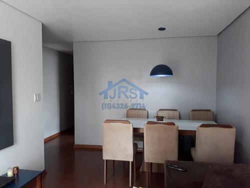 Apartamento Com 3 Dormitórios À Venda, 73 M² Por R$ 480.000,00 - Centro - Osasco/sp - Ap4258