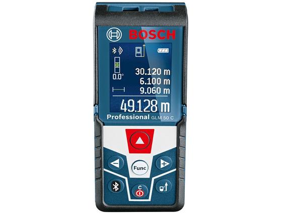 Medidor De Distancia Bluetooth Bosch Glm 50 C