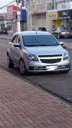 Imagem 1 de 5 de Chevrolet Agile 2013 1.4 Lt 5p