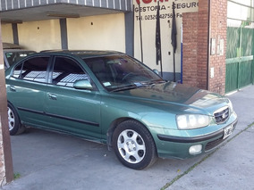 Hyundai Elantra 1.8 Gls 2001
