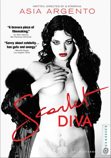 Blu-ray : Scarlet Diva
