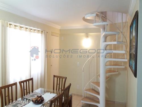 Imagem 1 de 5 de Imobiliaria Em Campinas, Apartamento A Venda Em Campinas, Cobertura A Venda Em Campinas - Ap01457 - 68186564