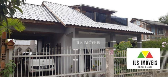 Casa Em Balneário Piçarras - Ca0316