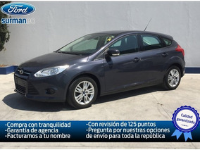 Ford Focus Trend 5-ptas 2014 Seminuevos