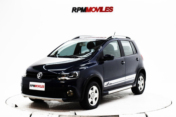 Volkswagen Crossfox Comfortline 1.6 2011 Rpm Moviles