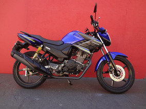Yamaha Fazer Ys 150 Sed Azul