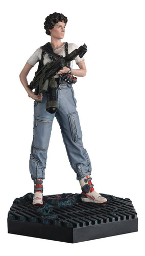Alien Figurine Eaglemoss Ripley