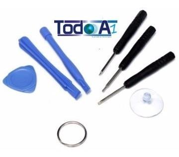 1 Kit 7 En 1 Herrramientas Reparar Celulares iPhone 4 5 6 7