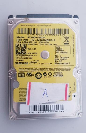 Hd 1tb Samsung Seagate St1000lm024 Alerta Ref: N31