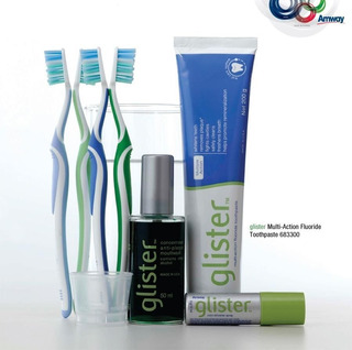 Kit Bucal Glister Amway