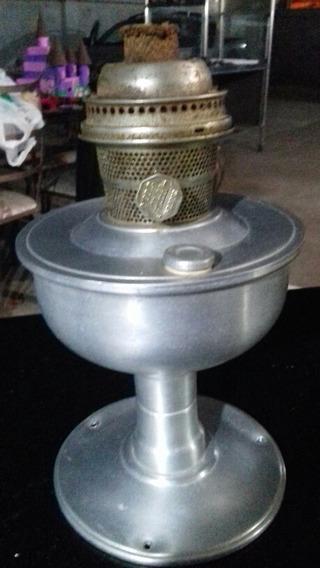 Lamparina De Aluminio Aladim