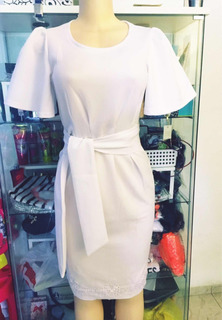 Vestido Formal Blanco