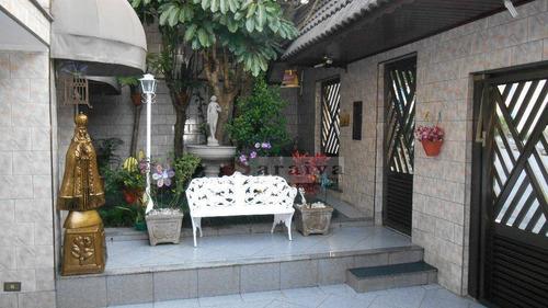 Imagem 1 de 30 de Sobrado Com 4 Dormitórios À Venda, 234 M² Por R$ 1.400.000,00 - Centro - São Bernardo Do Campo/sp - So0024