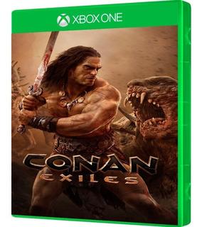 Conan Exiles Xbox One Sellado Juegos Fisico