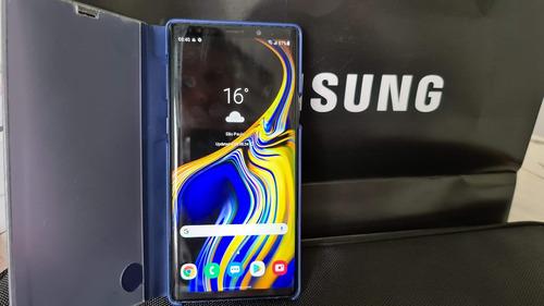 Celular Samsung Galaxy Note 9 De 512gb Dual Sim