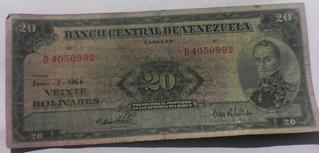 Billetes Venezolanos Para Colección