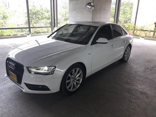 Audi A4 Luxury Sline 2.0t Blindaje 2 Plus