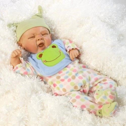 Paradaise Reborn Sleep Frog