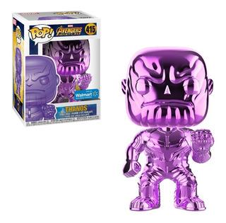 Funko Pop! M. Av. Inf. War - Thanos Purple Chr. (36217) 415