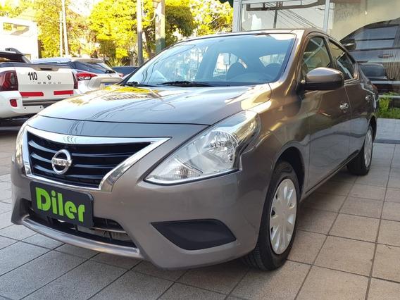 Nissan Versa 1.6 Sense Mt 46655831 Dilercars