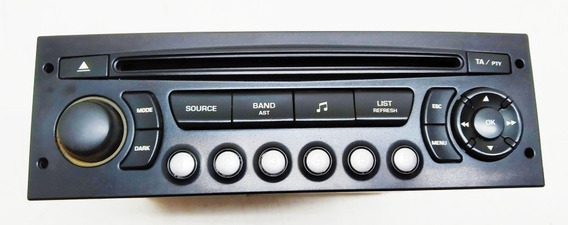Rádio Original Peugeot 3008 2011