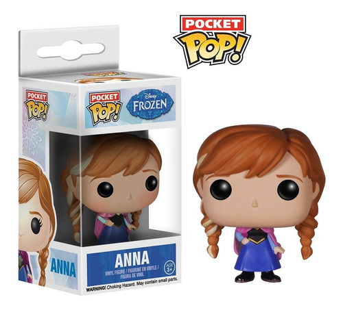 Funko Frozen Disney Mini Anna (8)