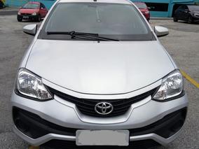 Toyota Etios X 1.3 Flex Automático 2018 Completo