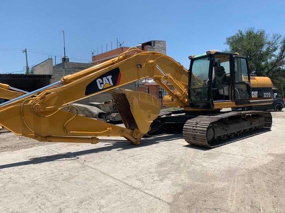 Excavadoras Cat 322c