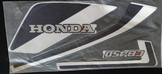 Kit Adesivos Completo Honda Cb 450