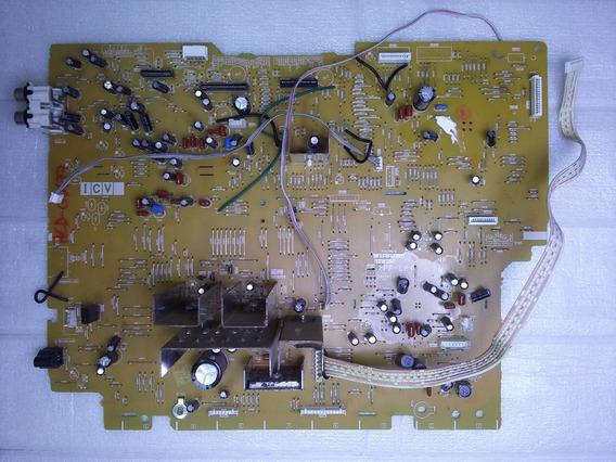 Placa Principal System Sony Hcd-gtx77 (usb Não Funciona)