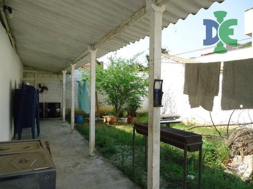 Terreno À Venda, 190 M² Por R$ 120.000,00 - Centro - Jacareí/sp - Te0152