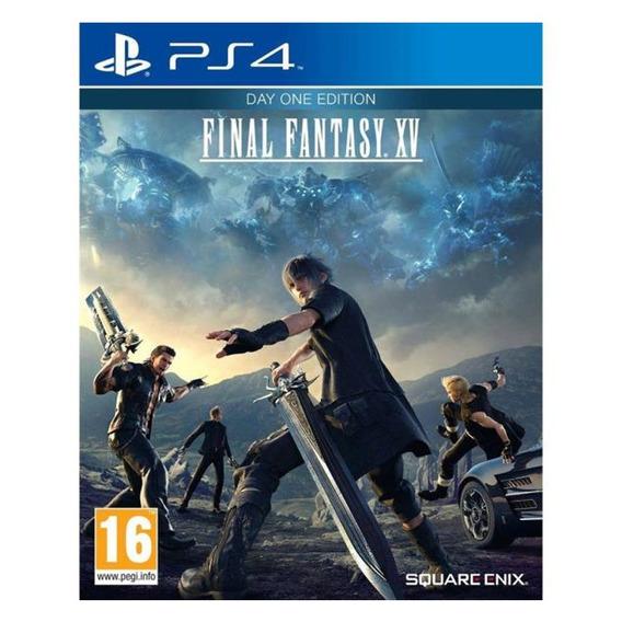 Jogo Final Fantasy Xv Ps4