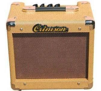 Amplificador Guitarra Crimson Gv10 10w Vintage Sale%