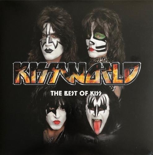 Kiss - Kiss World: The Best Of Kiss (vinilo Nuevo Doble)
