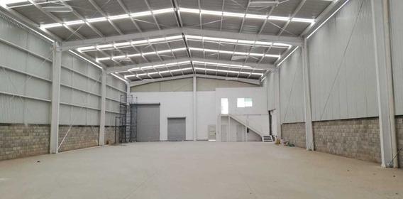 Renta Bodega Industrial Parque Grand Bajio Region Balvanera Ibr190912a-cl