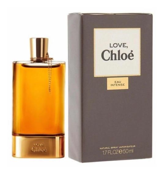 Perfume Chloé Intense Eau De Parfum