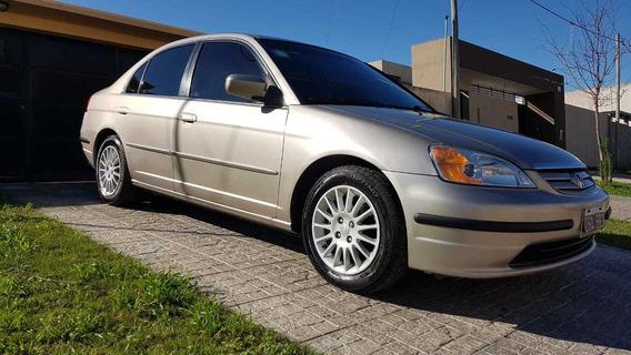 Honda Civic 1.7 Ex 2001