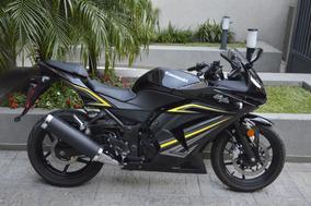 Kawasaki Ninja 250 Año 2012. Excelente Estado!!! Permuto
