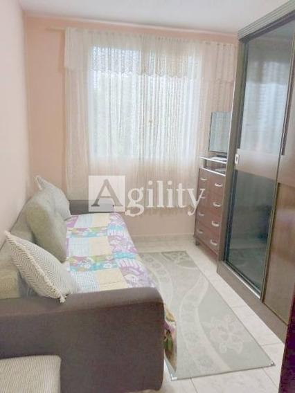 Apartamento Em Condomínio Cobertura Para Venda No Bairro Jardim Dayse, 3 Dorm, 0 Suíte, 1 Vagas, 91 M - 6519