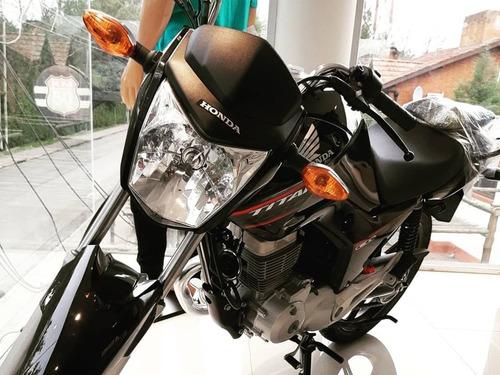 Honda Titan New 150 Cg 0km Retira Ya 12/18 C/tarj Motopier