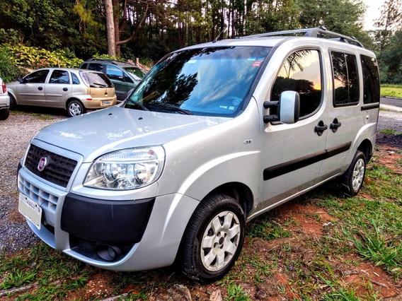 Fiat Doblo 1.4 Attractive Flex 2014 6 Lugares