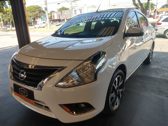 Nissan/ Versa Sl 1.6 Cvt Unico Dono