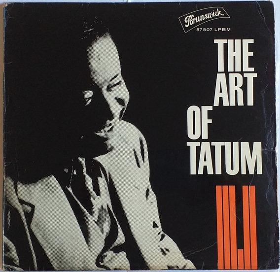 Lp Art Tatum - The Art Of Tatum