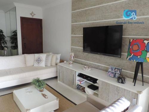 Imagem 1 de 30 de Apartamento À Venda - Praia Da Enseada - Guarujá - Ap4659