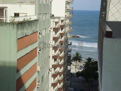 Lindo Apto No Guarujá/praia Pitangueiras/ac115m2/02 Vagas/15º Andar - Ap7220