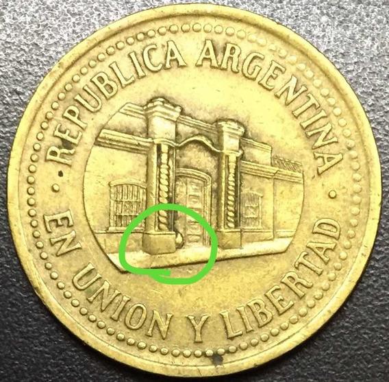 Onesmile:) Moneda De 50 Centavos De 1994 Con Macetero