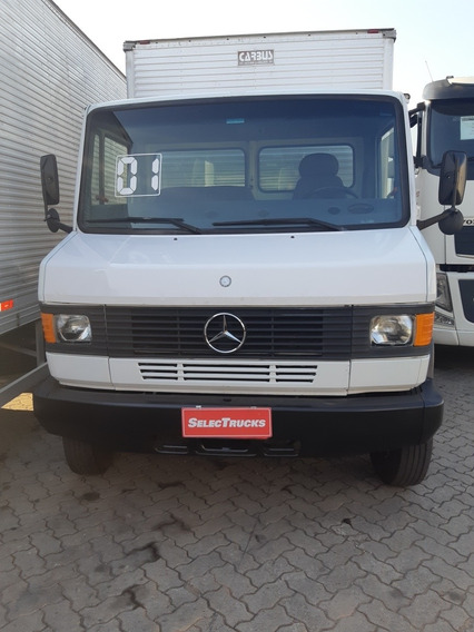 Mb 710 2001 Bau 4.5mts Selectrucks