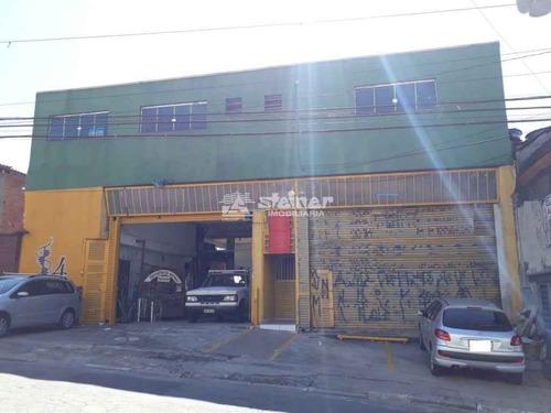 Imagem 1 de 4 de Aluguel Sala Comercial Até 100 M2 Jardim Paraíso Guarulhos R$ 1.100,00 - 35678a