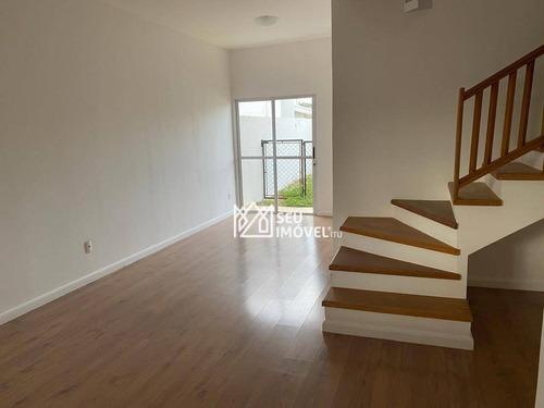 Imagem 1 de 16 de Casa Com 3 Dormitórios À Venda, 111 M² Por R$ 495.000 - Condomínio Residencial Vila Bella - Itu/sp - Ca2298