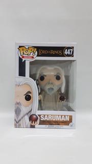 Funko Pop El Señor De Los Anillos Saruman 447